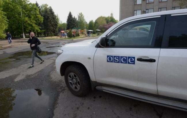 В ОБСЄ спростували розголошення інформації про дислокацію сил АТО