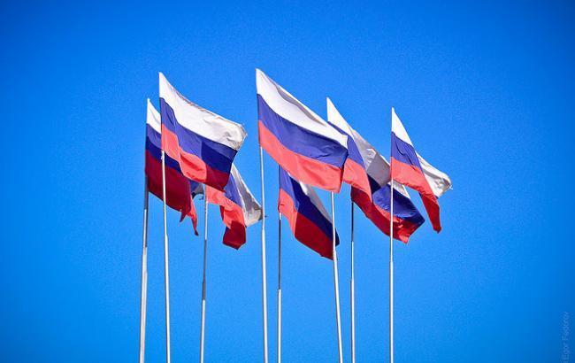 Фото: российские флаги (Egor Fedorov flickr.com)