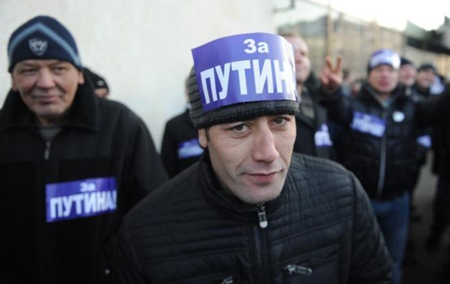 Російський історик пояснив популярність Путіна в РФ