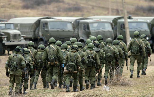 Фото: російські військові в Сирії