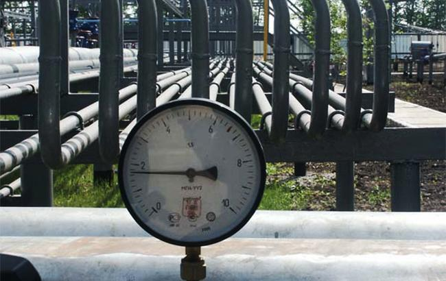 Украина с начала года сократила импорт газа из Европы на 23%