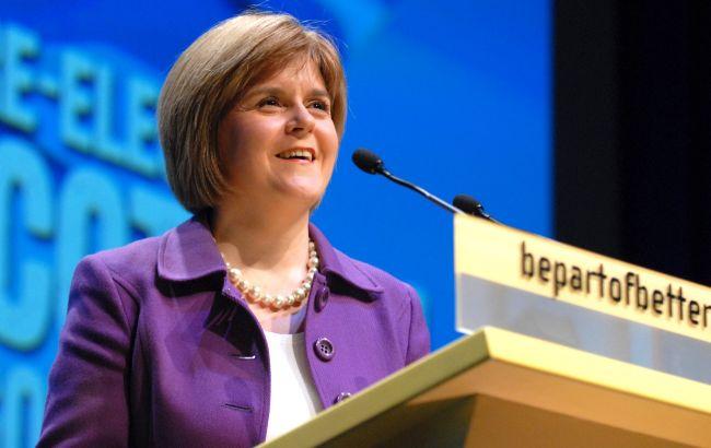 У Шотландії на тлі угоди щодо Brexit знову заговорили про незалежність