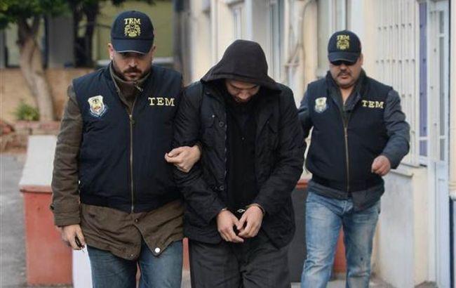 Фото: антитеррористический рейд в Турции