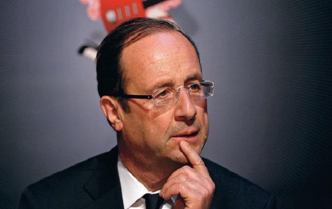 Фото: Франсуа Олланд