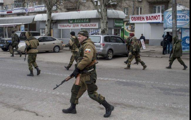 Боевиков заставляют фотографироваться вокопах— ГУР