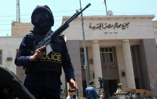 Фото: боевики напали на блокпост в Египте