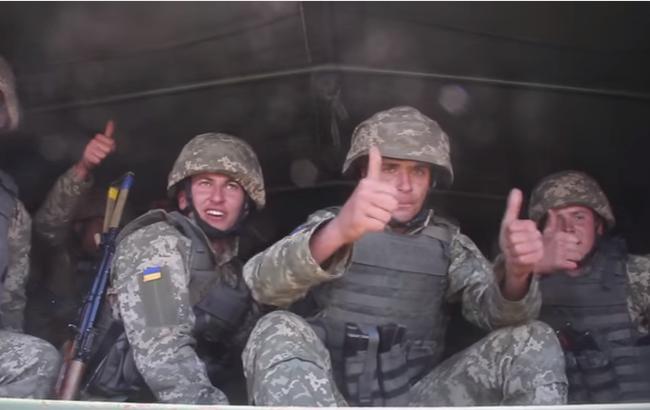 У мережі з'явилося яскраве відео змагань артилеристів АТО