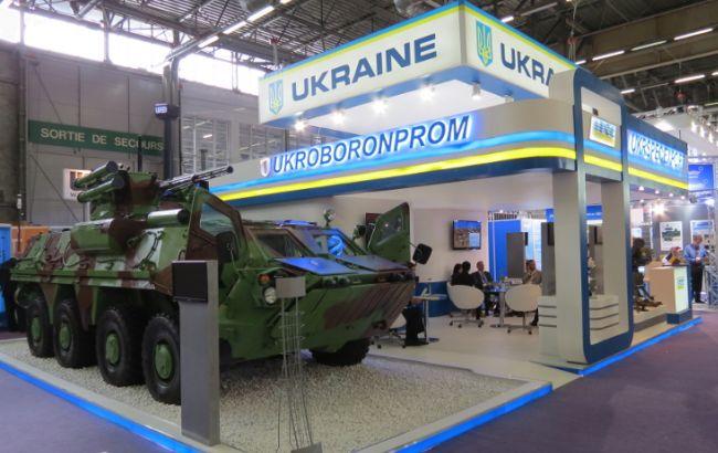 """Фото: """"Укроборонпром"""" поставив БМП на німецькі двигуни"""