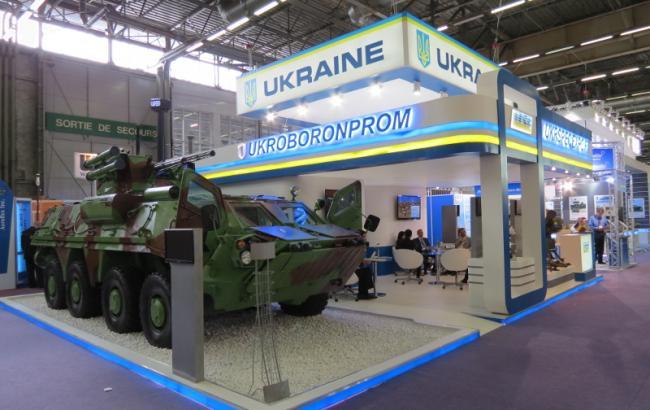 """Фото: в """"Укроборонпроме"""" рассказали об экспортных сделках в 2015"""