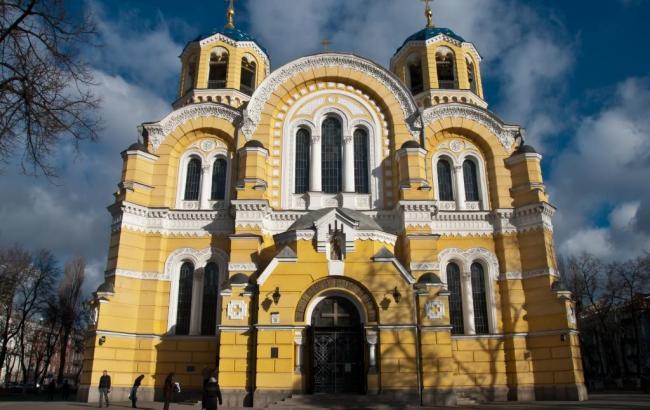 Фото: Володимирський собор (tonkosti.ru)