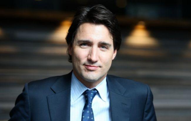 Фото: прем'єр-міністр Канади Джастін Трюдо