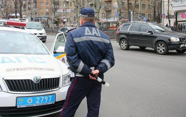 ДАІ попереджає про можливі обмеження руху 21 листопада в центрі Києва