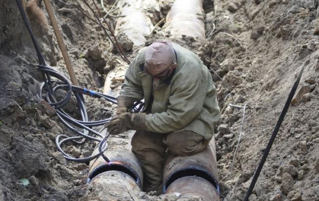 Часть Харькова осталась без отопления из-за порывов теплосети