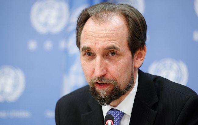 В ООН заявили про намір РФ закрити офіс управління з прав людини