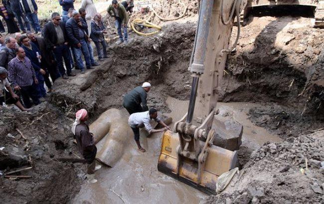 Фото: Розкопки в Каїрі