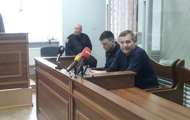 Суд арештував нападника на патрульну у Києві