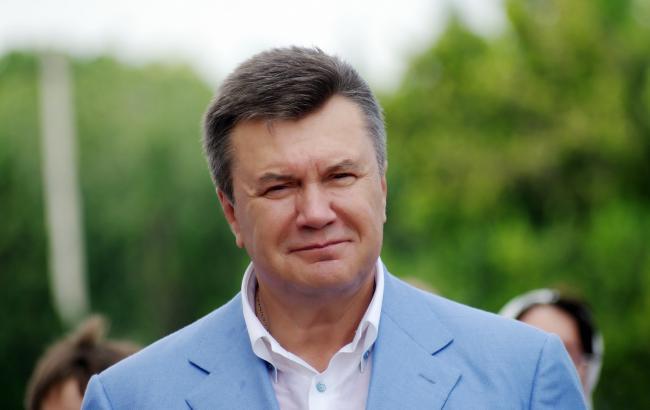 Суд відібрав у Януковича 5 га лісу в Сухолуччі