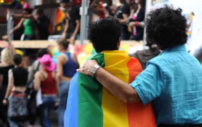 Фото: стрілянина на ЛГБТ-параді