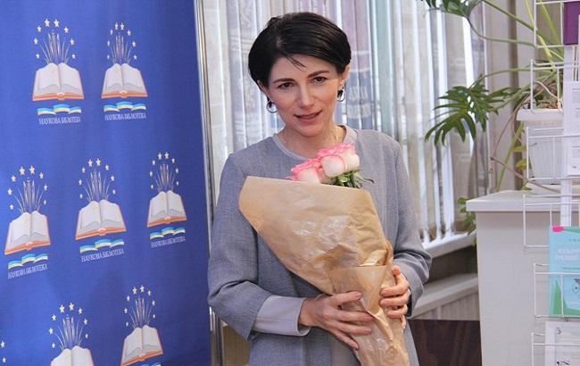Жена Кириленко объяснила суть своей диссертации Екатерина  Фото Екатерина Куриленко cultprostir ua