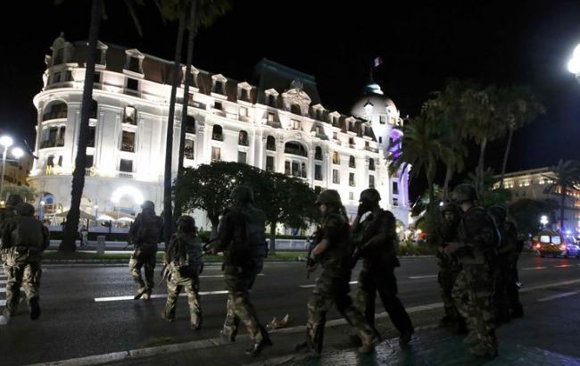 Фото: в Ницце произошел теракт
