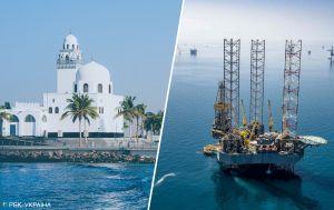 Тысячи гостей, причалы для яхт и отели из стекла. На нефтяной вышке в море построят грандиозный курорт