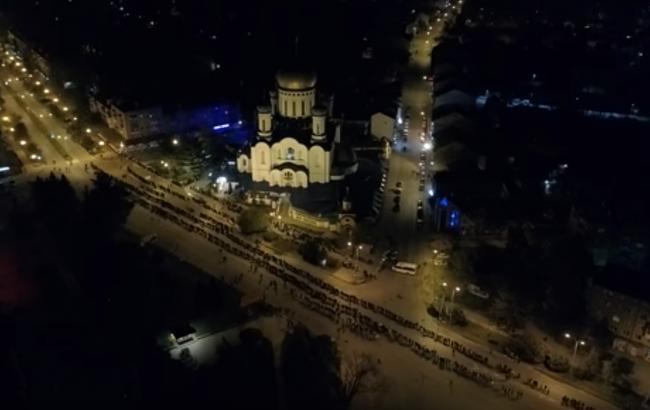Фото: Кадр из видео (youtube.com/Yuriy Potaychuk)
