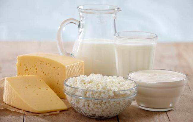 Фото: спецпошлина затронет молочную продукцию