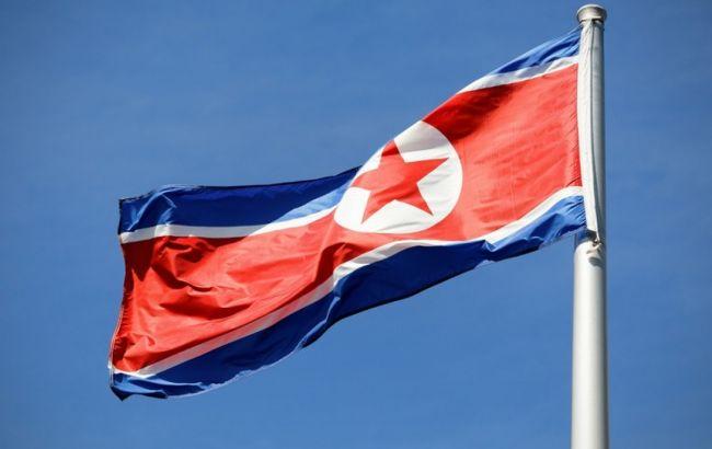 Фото: флаг Северной Кореи (ukranews.com)