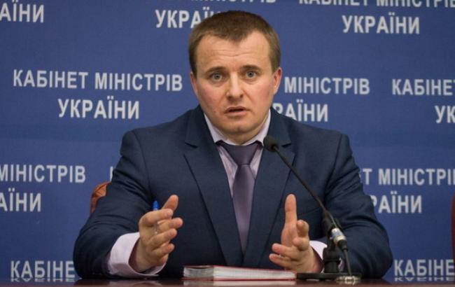 Яценюк пригрозил Демчишину отставкой из-за кадровой политики в Минэнерго