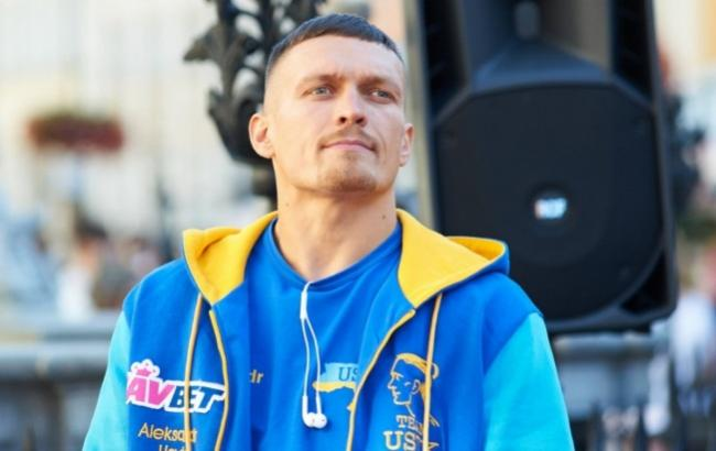 Фото: Олександр Усик (ukranews.com)