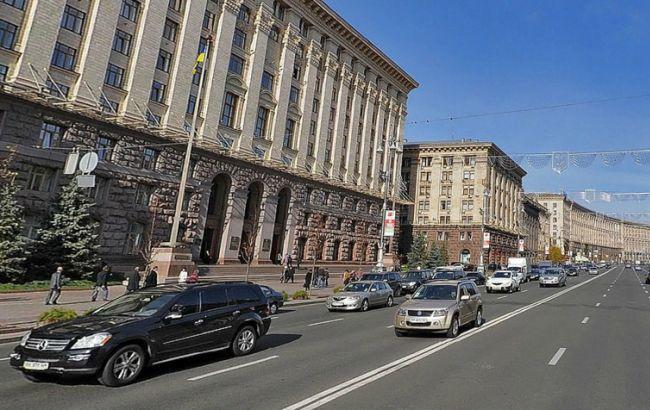 Фото: в Киеве ограничат движение для репетиции парада войск