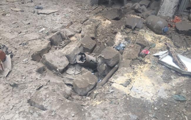 Фото: сирийская ракета попала в центр турецкого города