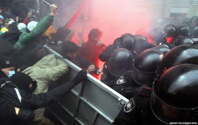 ГПУ направила всуд дело причастного кразгону Майдана силовика