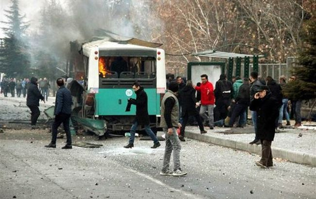 Теракт в Туреччині: поліція затримала сімох підозрюваних