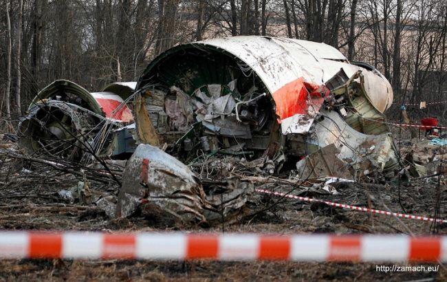 Міноборони Польщі звинуватило російських диспетчерів у катастрофі літака Качинського