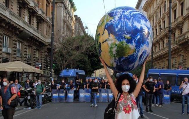 Країни G20 не домовилися щодо стримування зміни клімату і декарбонізації