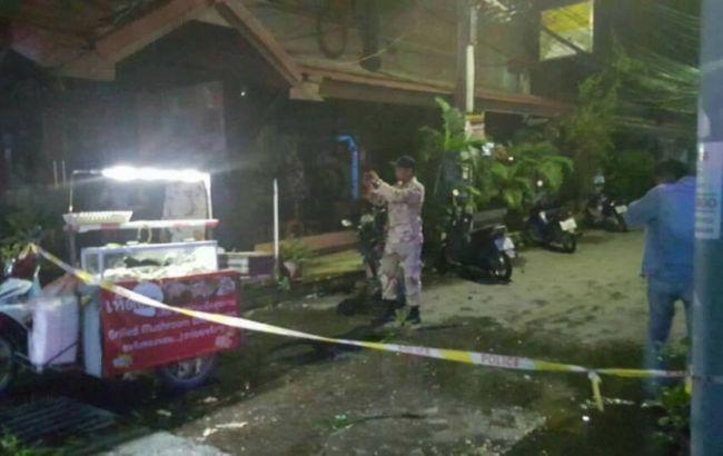 Фото: в Таиланде задержали подозреваемых во взрывах