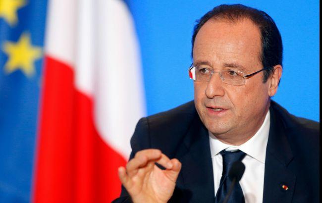Фото: Олланд закликав скасувати санкції проти Куби