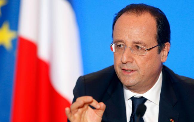 Олланд заявив про можливу війну між Туреччиною та Росією