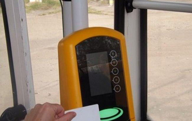 В Украине вступил в силу закон об электронных билетах в общественном транспорте