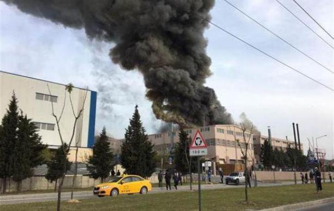 У Туреччині стався вибух на текстильній фабриці, госпіталізовано 29 осіб