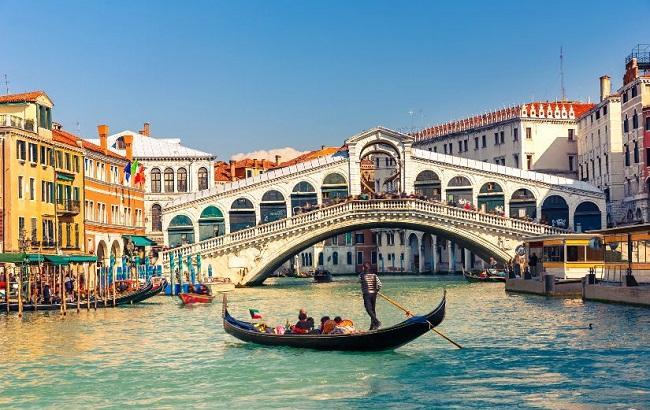 Стало відомо, коли Венеція може піти під воду