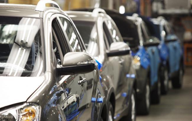 Фото: импорт автомобилей