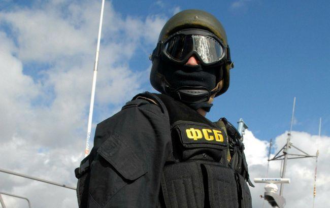 ФСБ РФ заявила про затримання українського контррозвідника