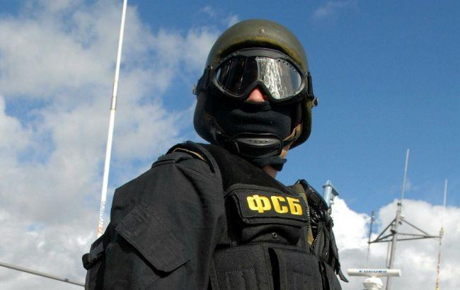 Фото: в Петербурге по поручению ФСБ проходит спецоперация