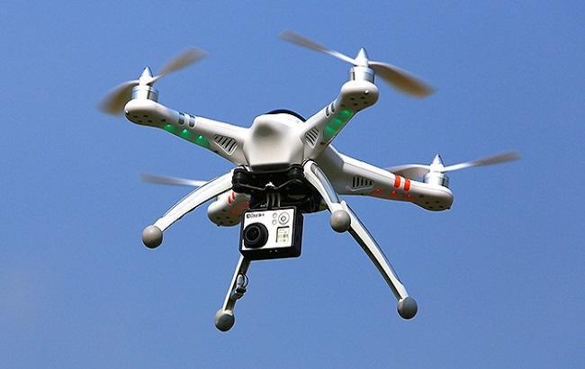 Фото: безпілотний літальний апарат
