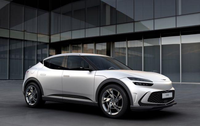 Новый электрокроссовер премиального суббренда Hyundai получит технологию распознавания лиц