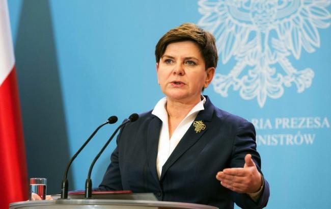 Премьер Польши угодила в трагедию