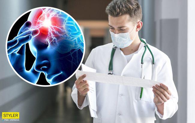 Інсульт у жінок: медики назвали найбільш перші симптоми цього захворювання