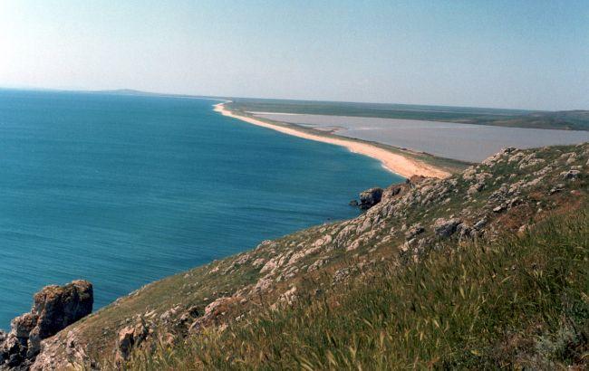 Фото: Керченский полуостров